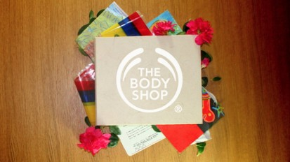 The Body Shop / Organic Alcohol